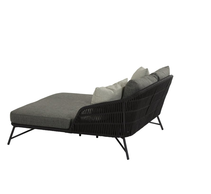 Marbella daybed antraciet 4-Seasons Outdoor