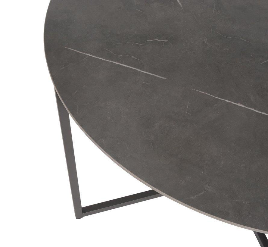 Wing Quatro dining tuinset 120cm rond 5-delig 4 Seasons Outdoor