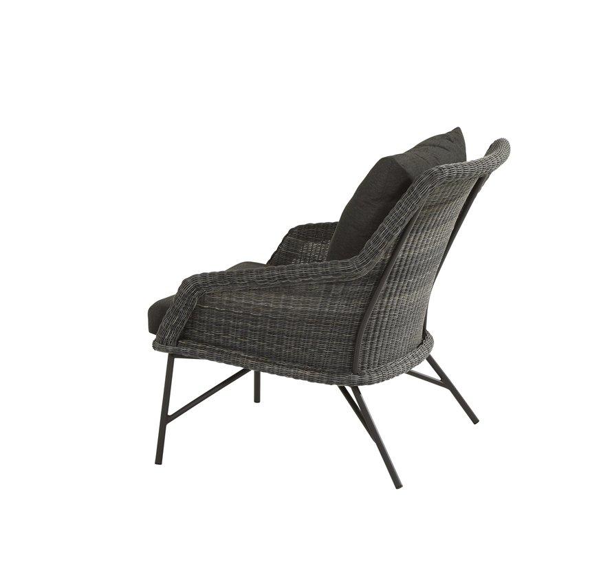 Samoa stoel-bank loungeset 3-delig 4-Seasons Outdoor