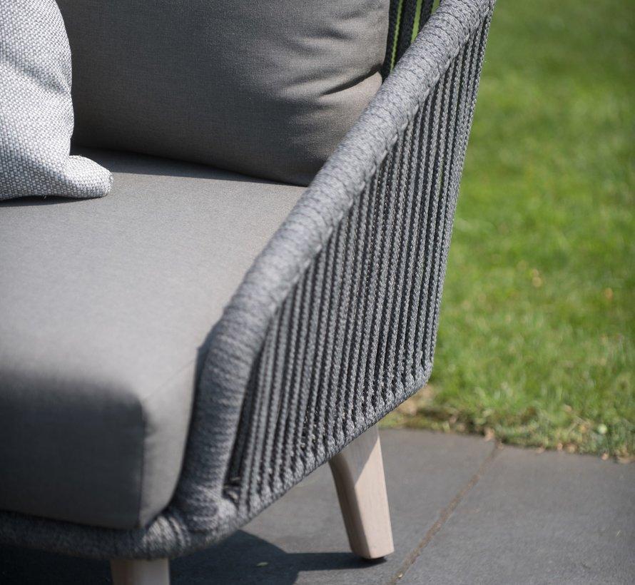 Santander lounge tuinstoel rope 4-Seasons Outdoor