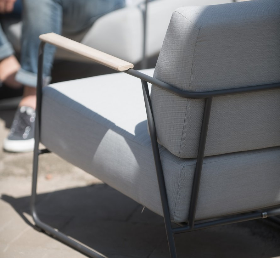 Coast balkonset 3-delig aluminium 4 Seasons Outdoor