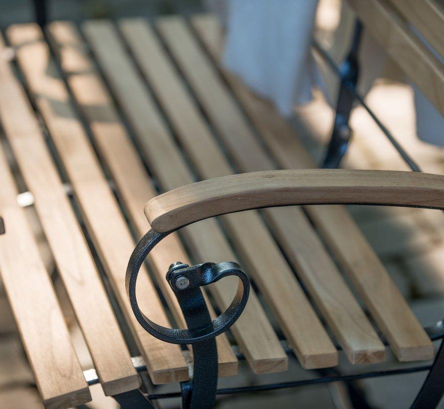 Bellini 2-zitsbank teak 4-Seasons Outdoor
