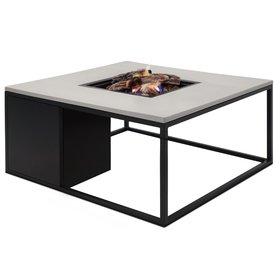 Cosi Fires Cosiloft 100 frame aluminium zwart - top grijs Cosi Fires