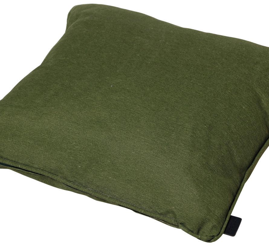 Sierkussen 45x45 cm Panama green