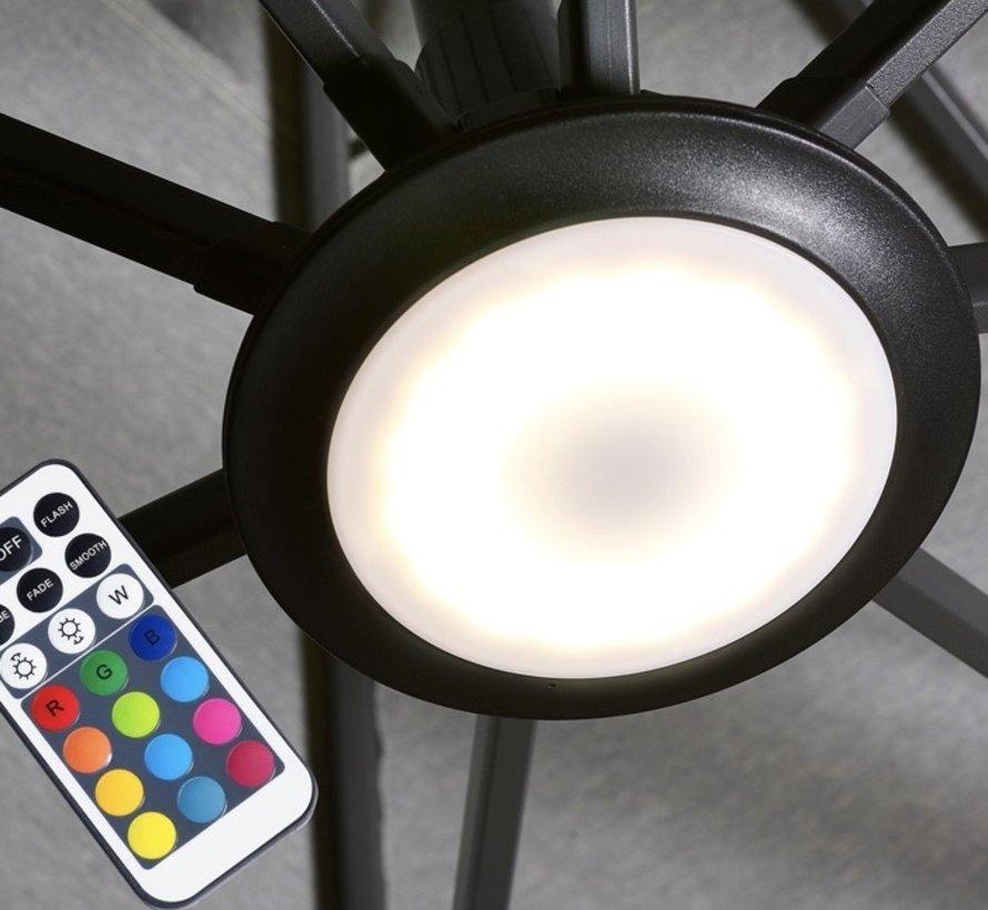 Parasolverlichting LED multicolour