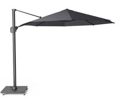Platinum Challenger t1 parasol 350cm rond antraciet