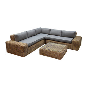 AVH-Collectie Yate hoek loungeset 4-delig