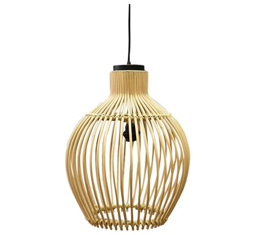 Phuket hanglamp 37x37xH40 cm rotan