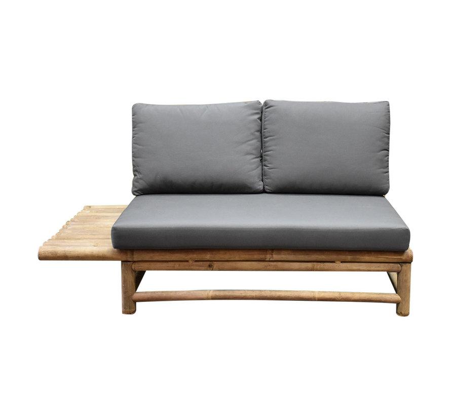 Piton lounge set bamboe