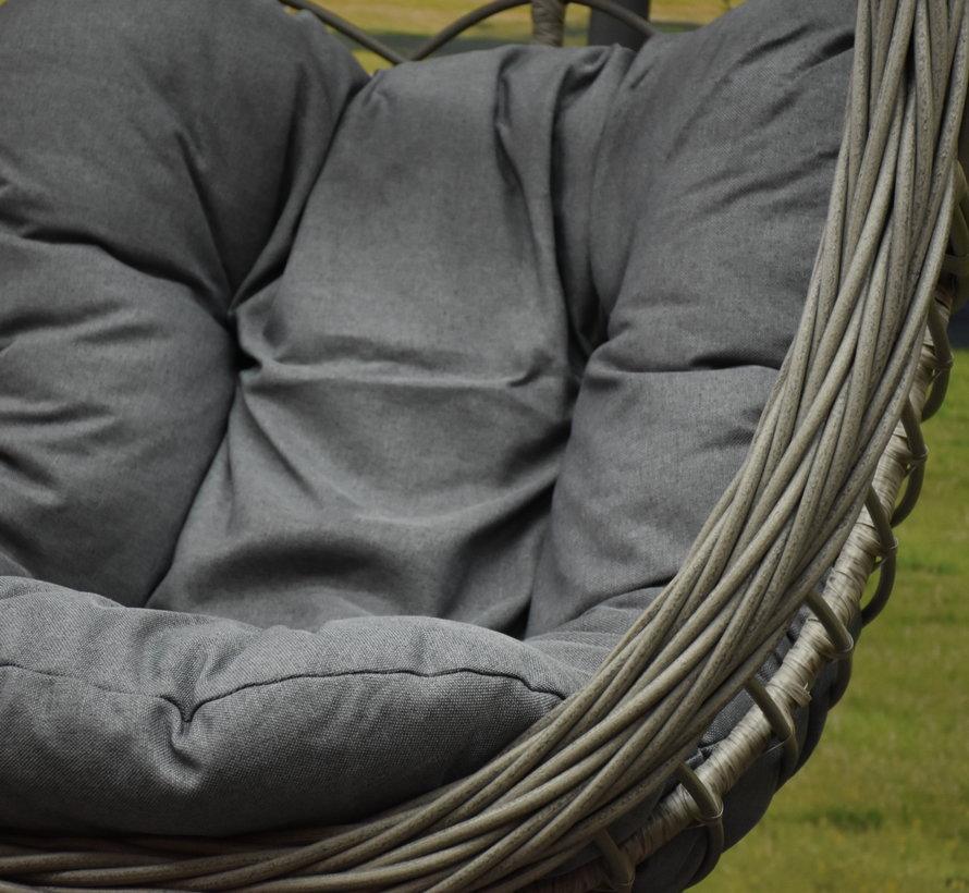 Torca hangstoel - ei vorm