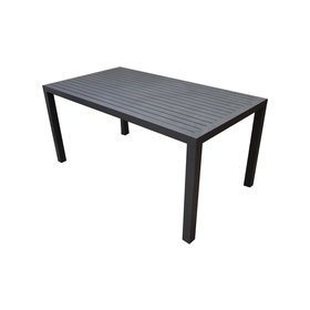 AVH-Collectie Ardore dining tuintafel 160x90 cm aluminium antraciet