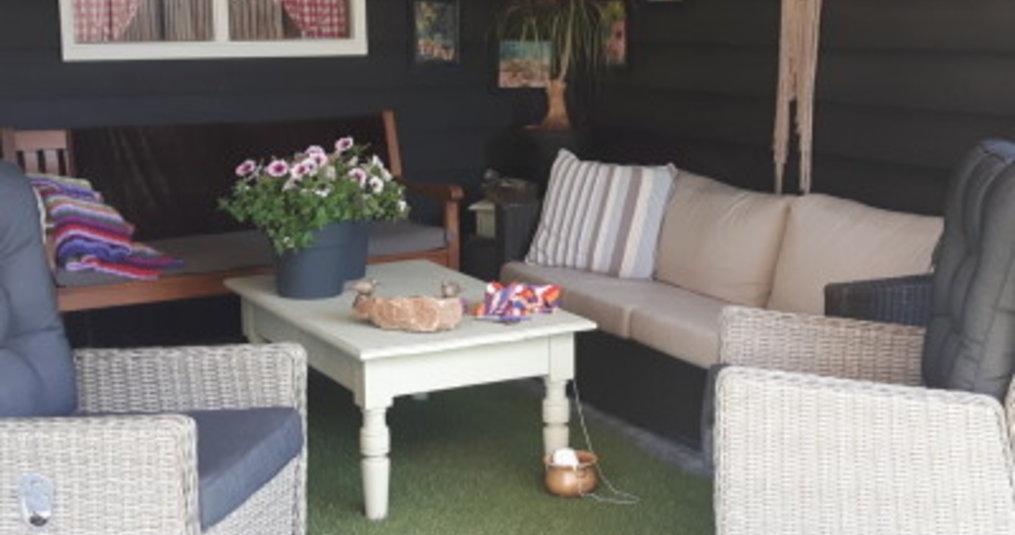 Een loungeset in de aanbieding kopen