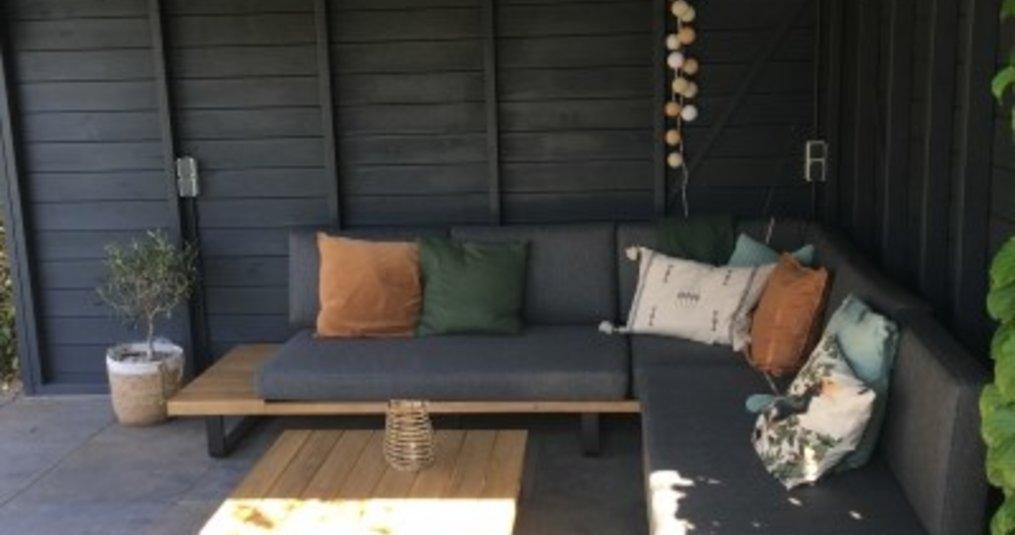 Een mooie loungeset kopen voor in je tuin