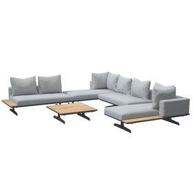 4 Seasons Outdoor 4 Seasons Outdoor Endless multi concept hoek loungeset 5-delig