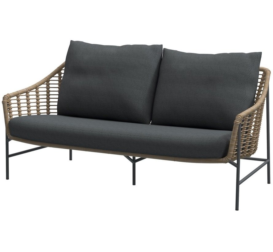 4 Seasons Outdoor Timor lounge bank 2.5-zits