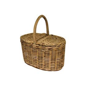 AVH-Collectie Eema picknickmand 50x30xH55 cmovaal