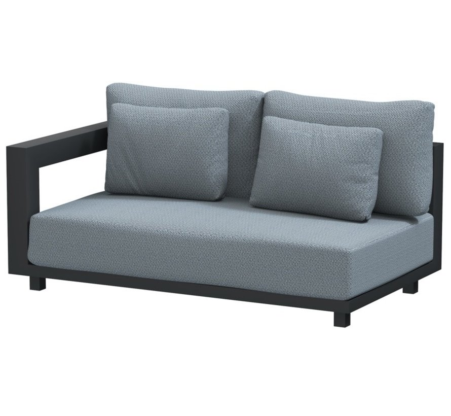 4 Seasons Outdoor Metropolitan hoek loungeset 4 delig links