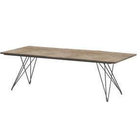 4 Seasons Outdoor 4 Seasons Outdoor Robusto Tampa tafel 220x90xH75 cm