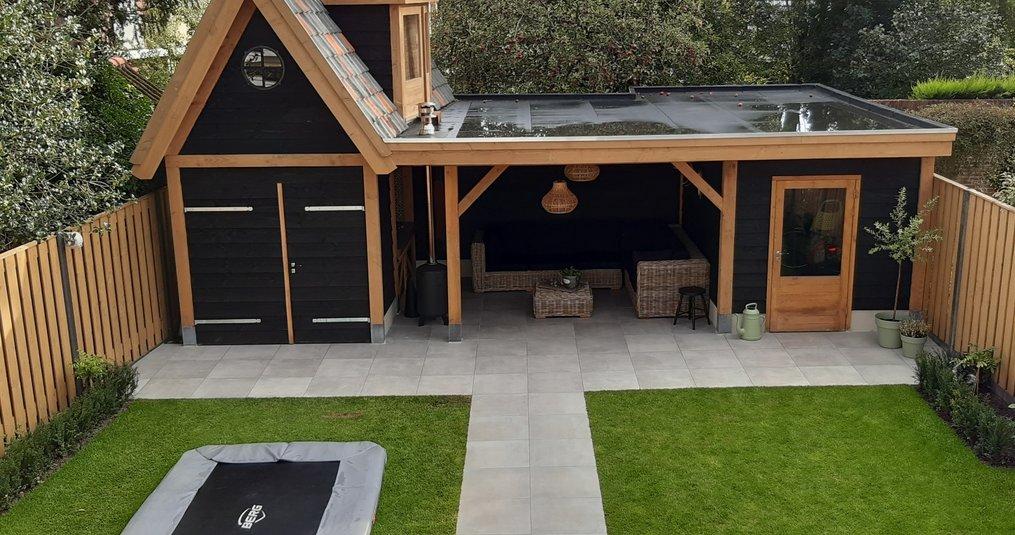 Tuinmeubelen voor een moderne tuin