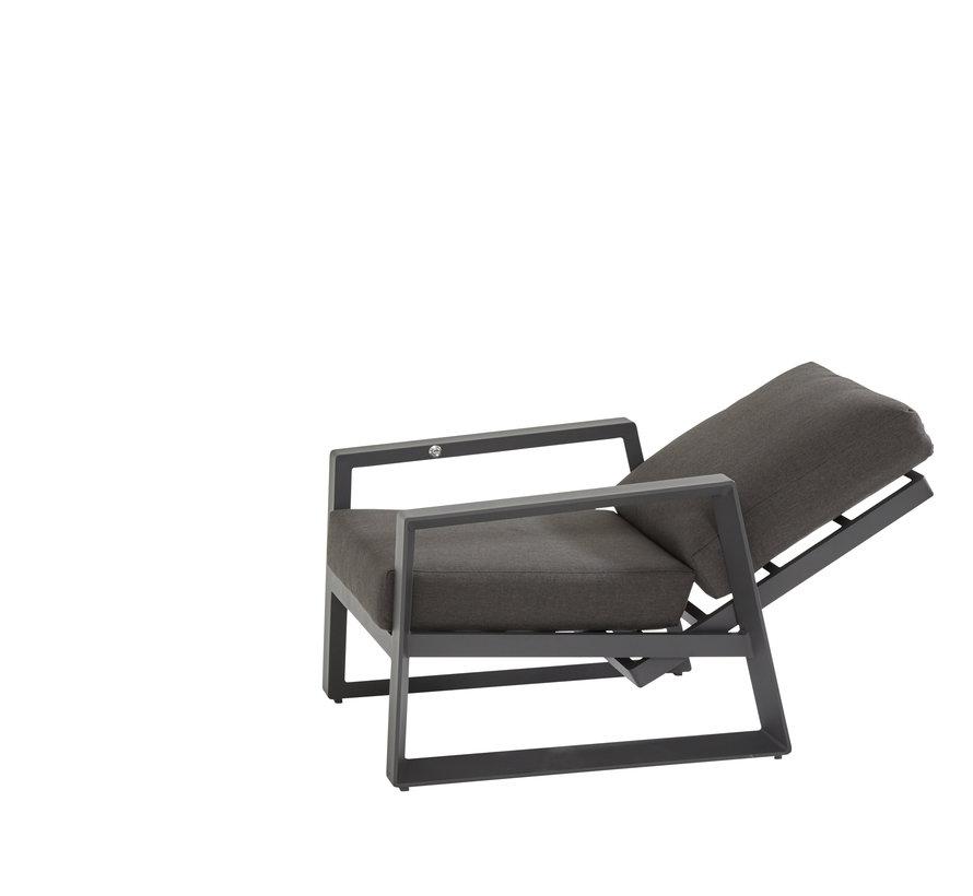 Dazzling verstelbare lounge stoel Taste 4SO