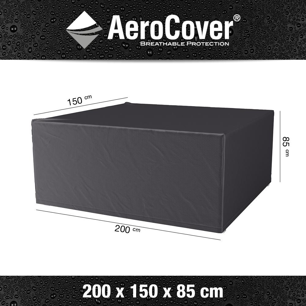 Tuinsethoes 200x150xH85 cm? AeroCover