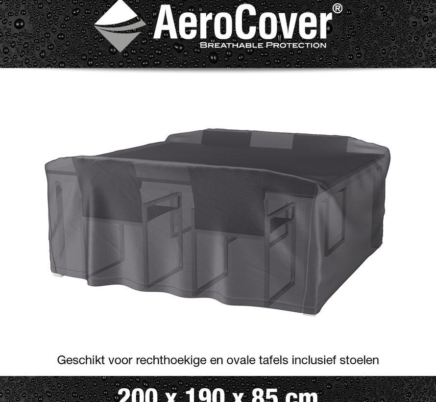 Tuinsethoes 200x190xH85 cm – AeroCover