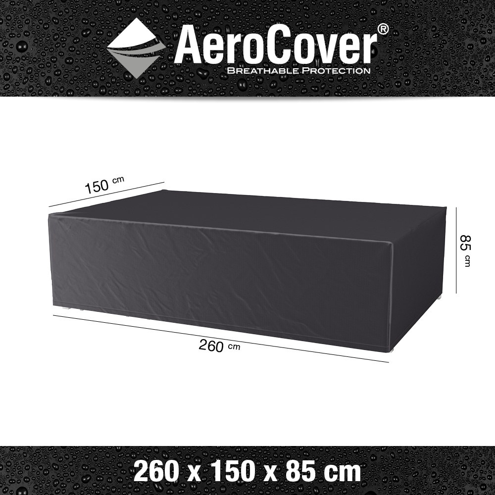 Tuinsethoes 260x150xH85 cm? AeroCover