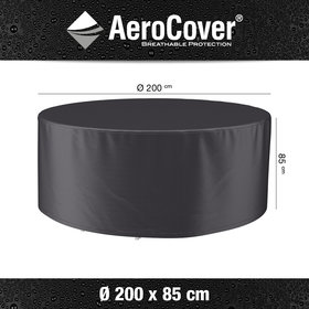 Aerocover Tuinsethoes Ø 200xH85 cm – AeroCover