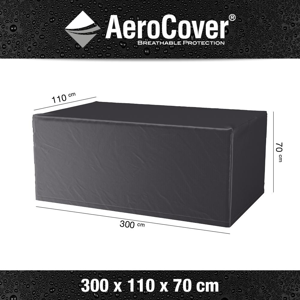 Tafelhoes 300x110xH70 cm? AeroCover
