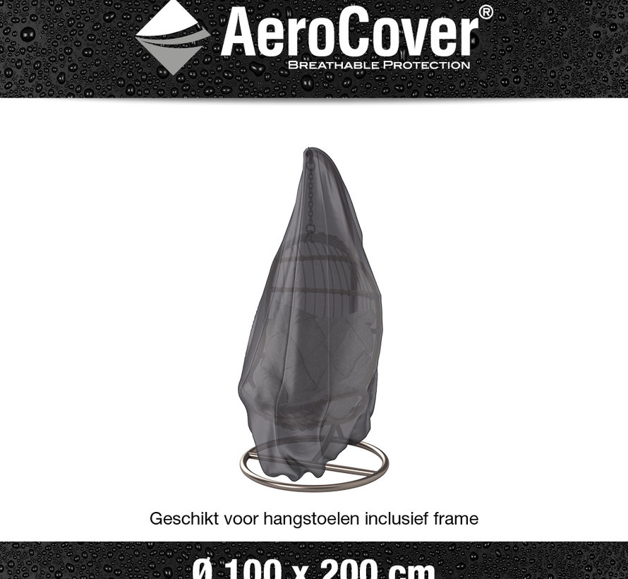 Hangstoelhoes 100×H200 cm rond – AeroCover