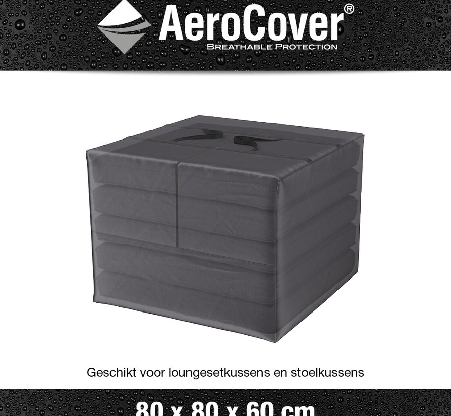 Kussentas 80x80xH60 cm – AeroCover