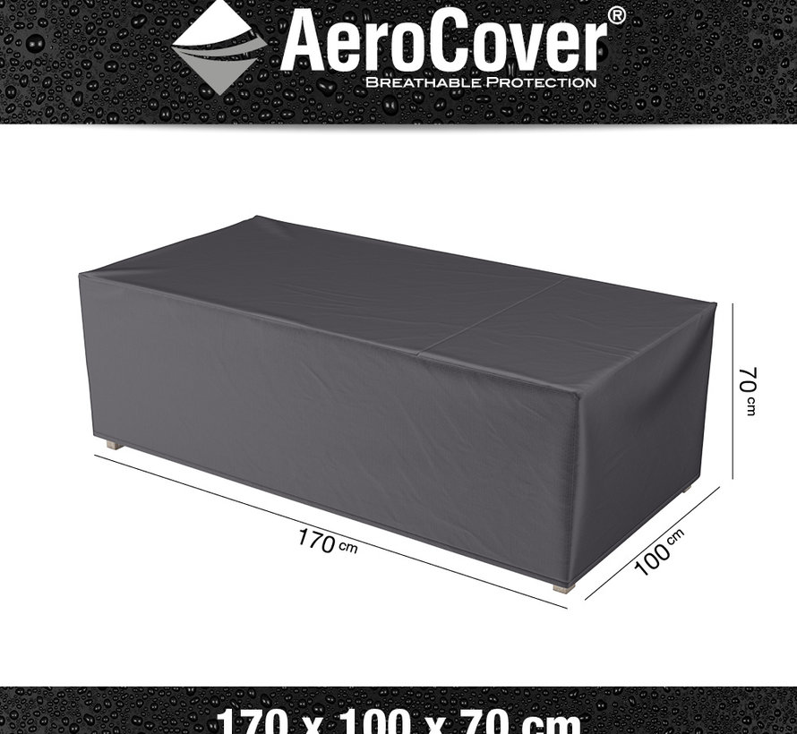 Loungebankhoes 170x100xH70 cm – AeroCover