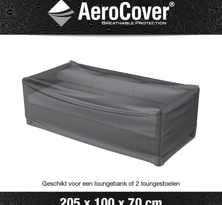 Loungebankhoes 205x100xH70 cm – AeroCover