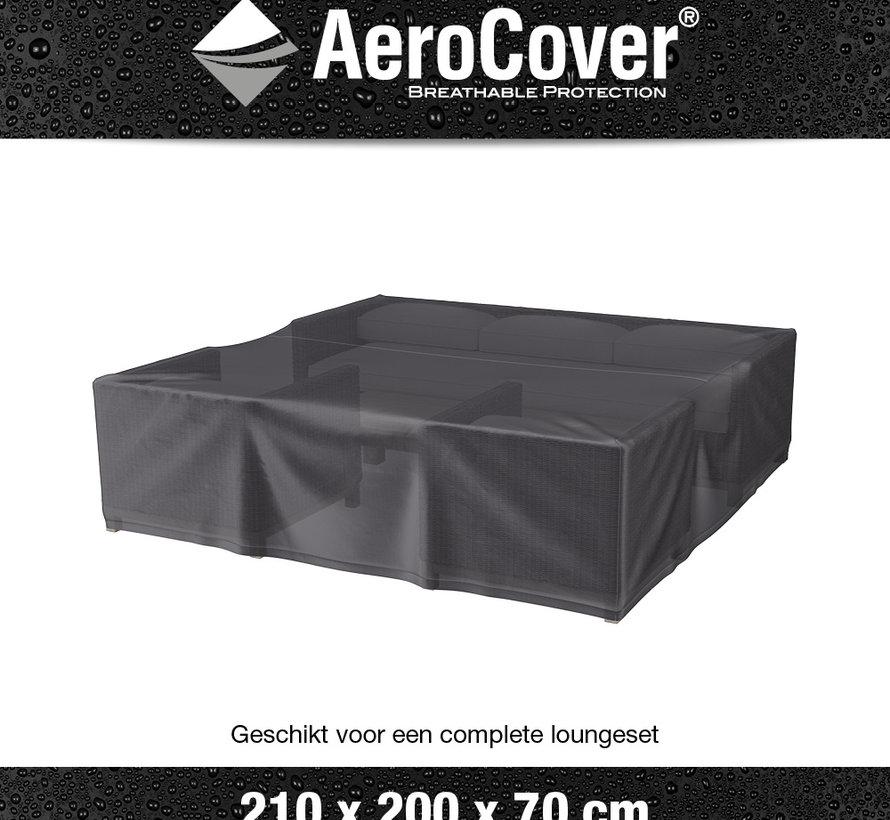 Loungesethoes 210x200xH70 cm - Aerocover