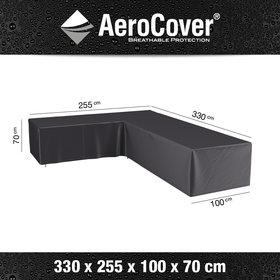 Aerocover Loungesethoes 330x255x100xH70 cm links – AeroCover