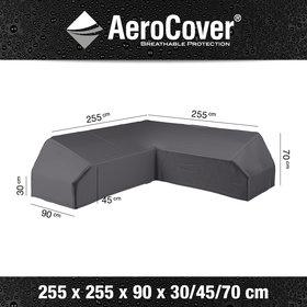 Aerocover Platform loungesethoes 255x255x90xH30/45/70 cm – AeroCover