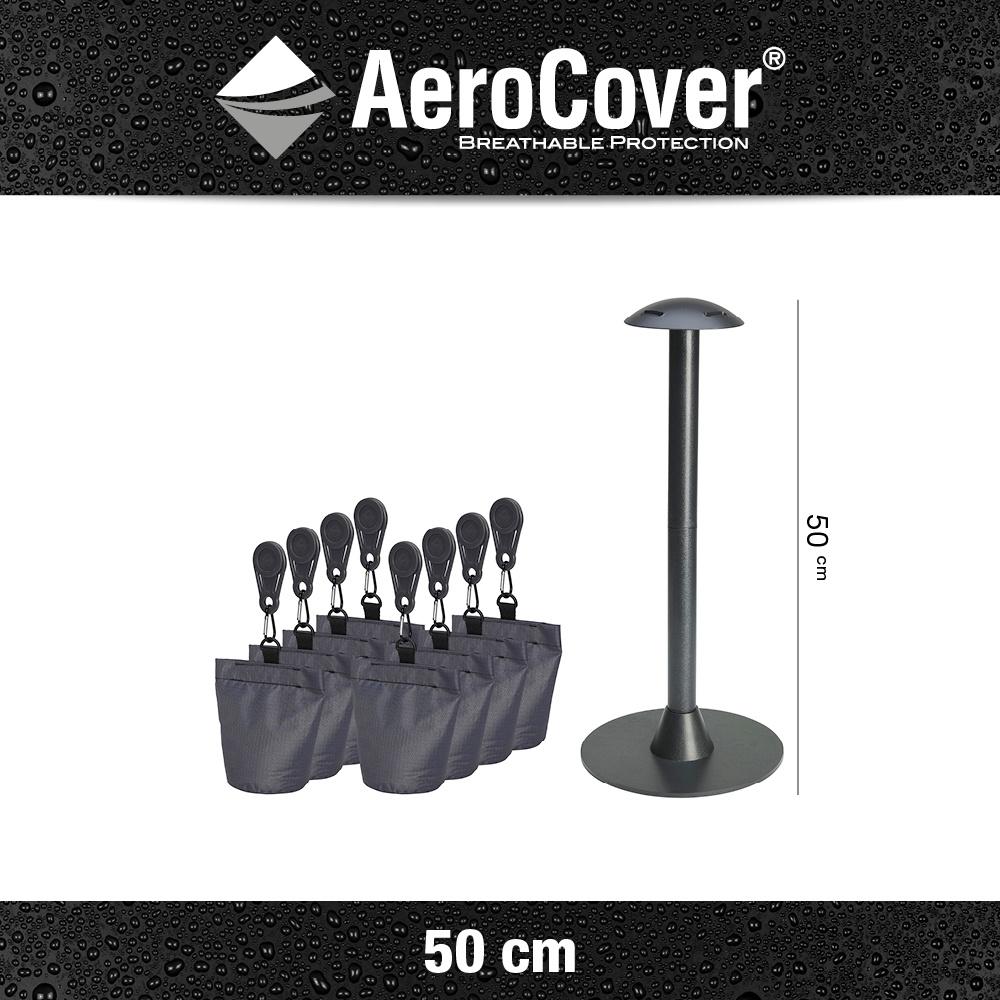 Steun set? AeroCover