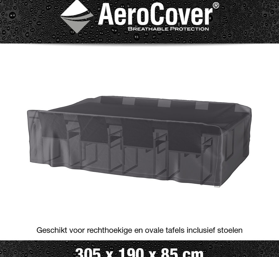 Tuinsethoes 305x190xH85 cm – AeroCover