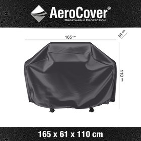 Aerocover Barbecue hoes 165x61xH110 – AeroCover
