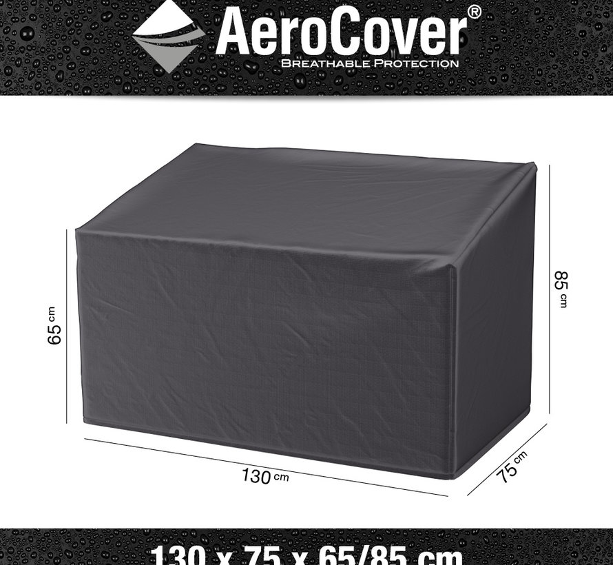 Tuinbankhoes 130x75xH65-85 cm - AeroCover