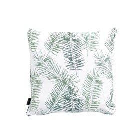 Madison Sierkussen met paspel outdoor 50x50 cm Flora green