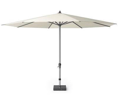 Platinum Riva parasol 400 cm rond ecru