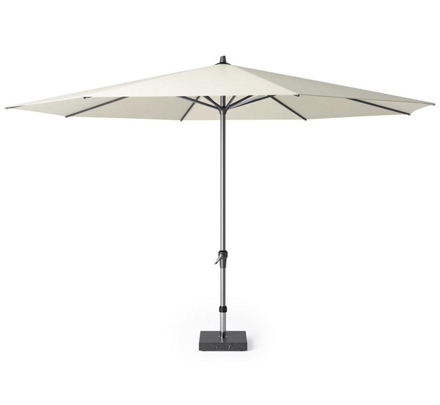 Riva parasol 400 cm rond ecru