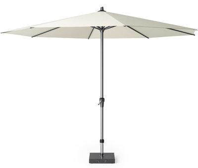 Platinum Riva parasol 350 cm rond ecru