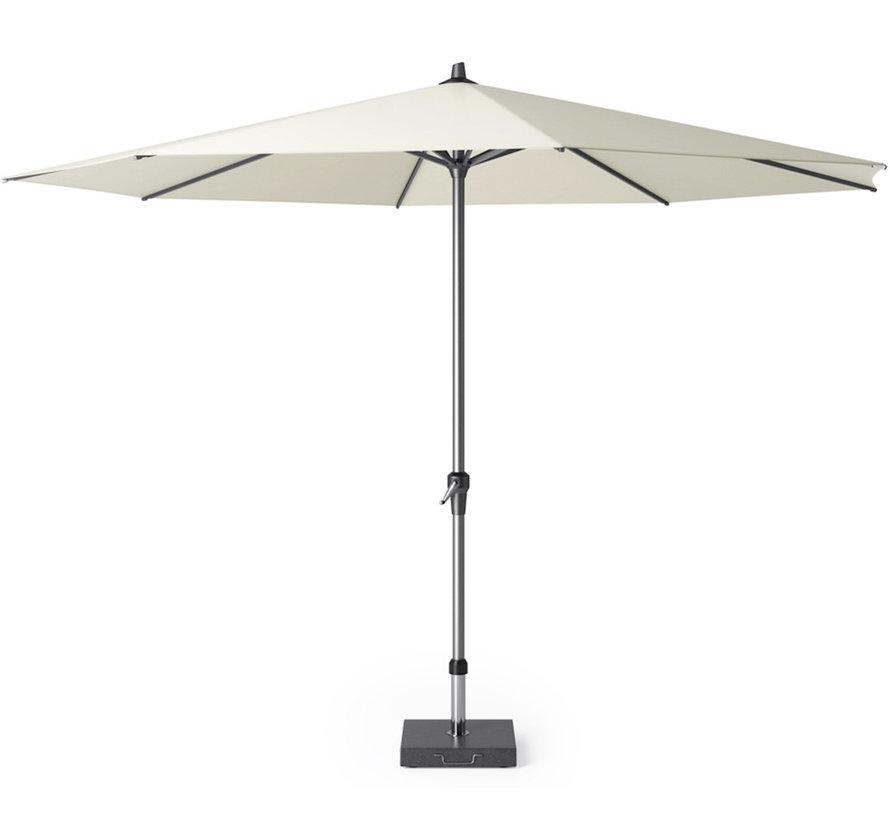 Riva parasol 350 cm rond ecru