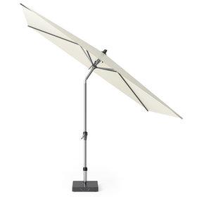 Platinum Riva parasol 300x200 cm ecru met kniksysteem