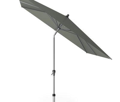 Platinum Riva parasol 250x250 cm olijf met kniksysteem