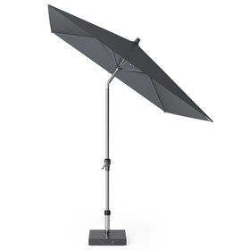 Platinum Riva parasol 250x200 cm antraciet met kniksysteem