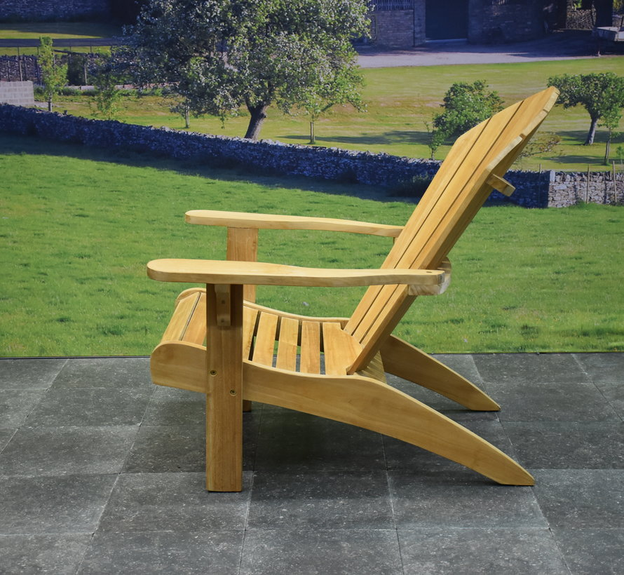 Canadian chair teak