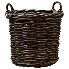 AVH-Collectie Drum mand rond 50-60 cm